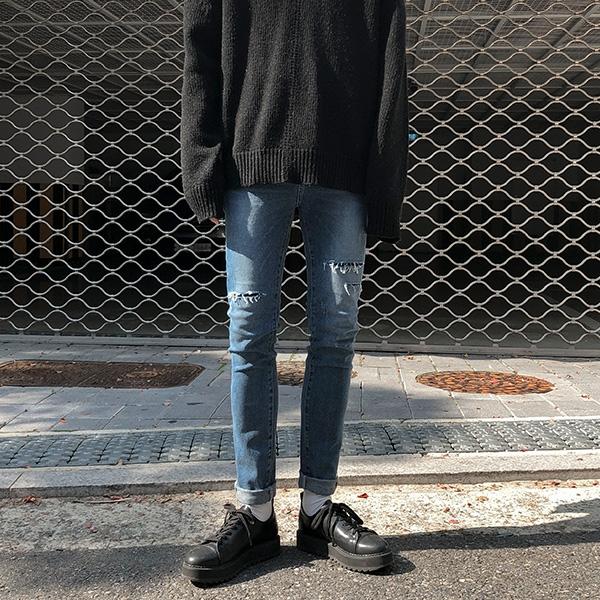 1区韩国本土服装代购(韩国圆通直发)aboki-牛仔裤(2018-11-06上架)