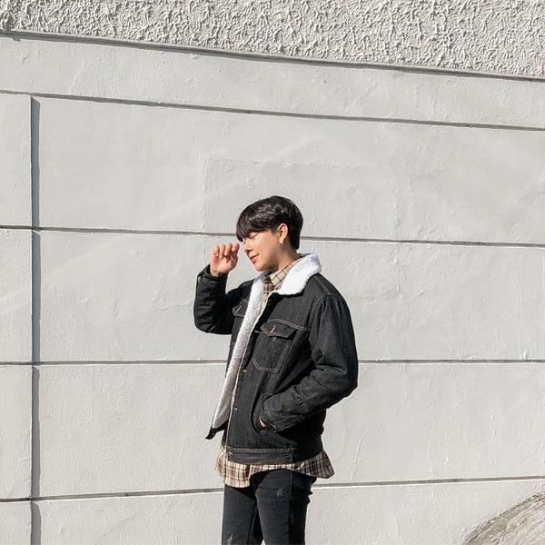 1区韩国本土服装代购(韩国圆通直发)aboki-夹克(2018-11-07上架)