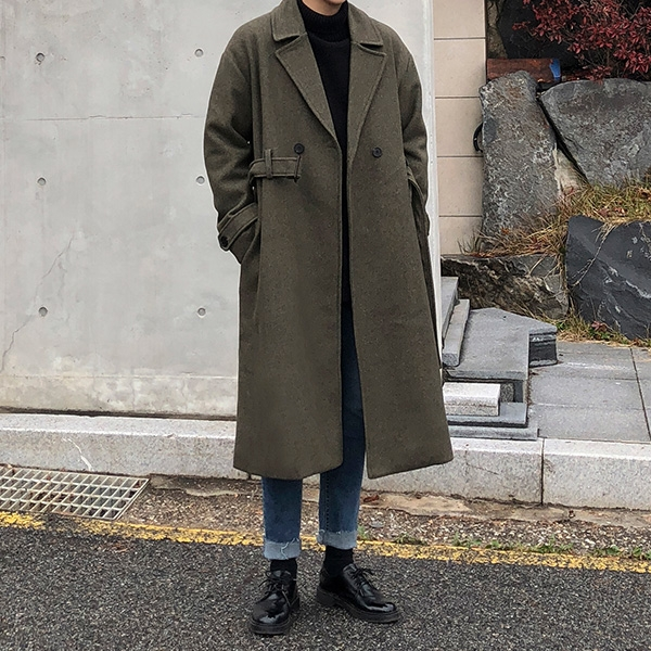 1区韩国本土服装代购(韩国圆通直发)aboki-大衣(2018-11-16上架)