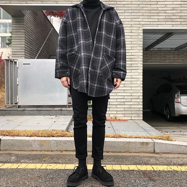 1区韩国本土服装代购(韩国圆通直发)aboki-夹克(2018-11-16上架)