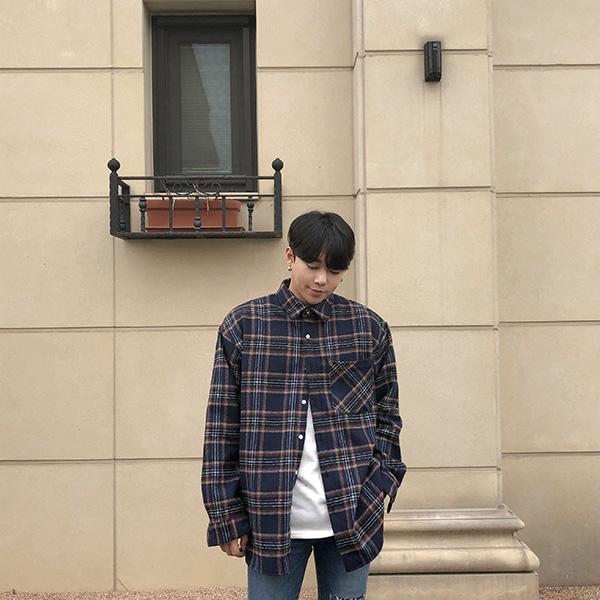 1区韩国本土服装代购(韩国圆通直发)aboki-衬衫(2018-11-20上架)