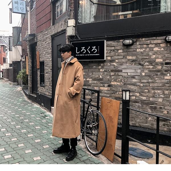 1区韩国本土服装代购(韩国圆通直发)aboki-大衣(2018-11-20上架)