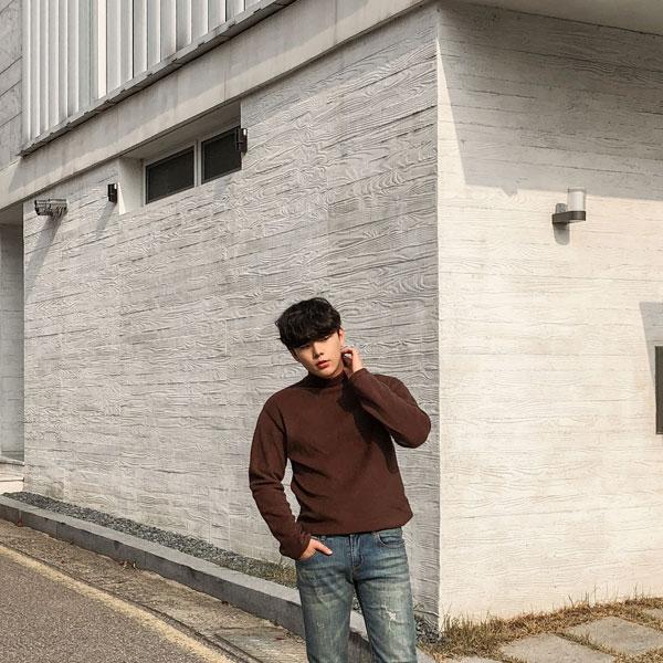 1区韩国本土服装代购(韩国圆通直发)aboki-T恤(2018-12-06上架)