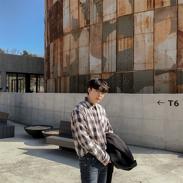 1区韩国本土服装代购(韩国圆通直发)aboki-衬衫(2018-12-06上架)