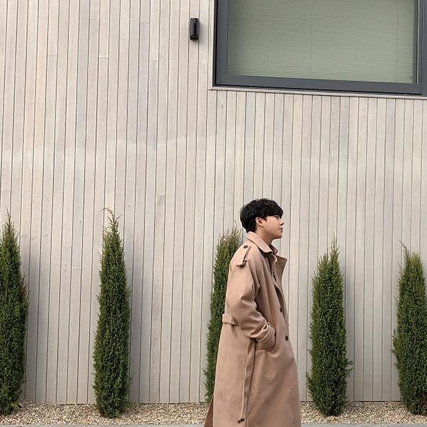 1区韩国本土服装代购(韩国圆通直发)aboki-大衣(2018-12-11上架)