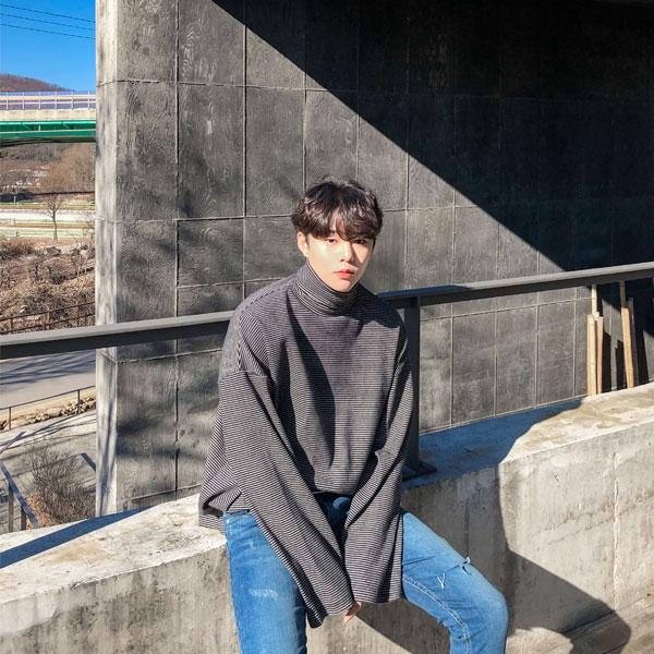 1区韩国本土服装代购(韩国圆通直发)aboki-T恤(2018-12-11上架)