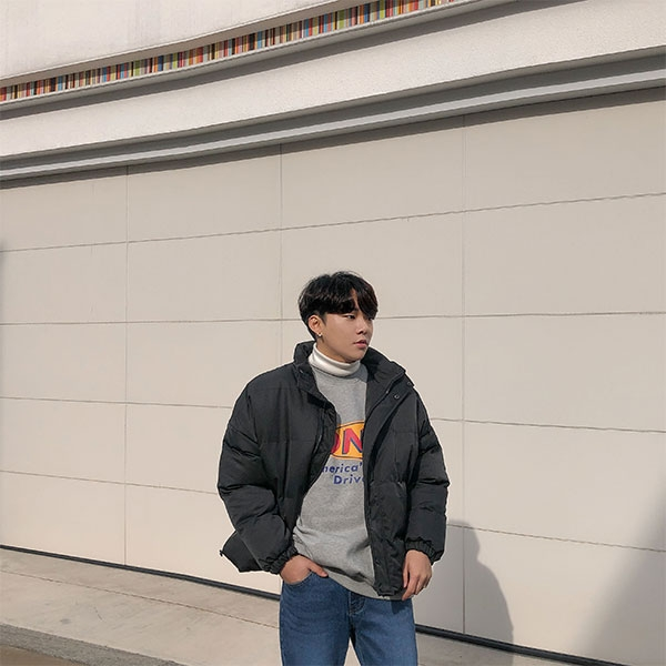 1区韩国本土服装代购(韩国圆通直发)aboki-棉服(2019-04-07上架)(请联系客服核对是否有货再下单哦)