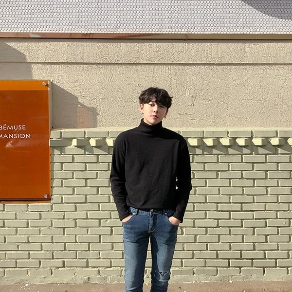 1区韩国本土服装代购(韩国圆通直发)aboki-T恤(2018-12-22上架)