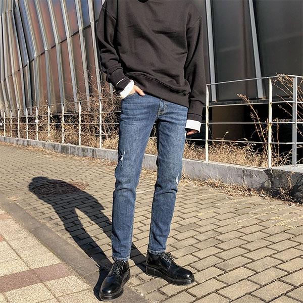 1区韩国本土服装代购(韩国圆通直发)aboki-牛仔裤(2018-12-25上架)