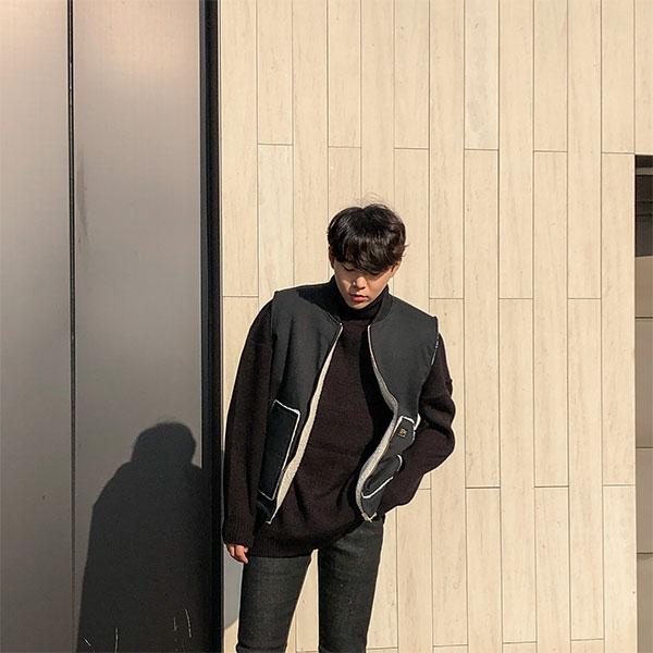 1区韩国本土服装代购(韩国圆通直发)aboki-马甲(2018-12-29上架)