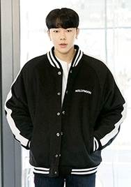 2018新款韩国服装aboki品牌韩版高档魅力休闲夹克(2018.1月)