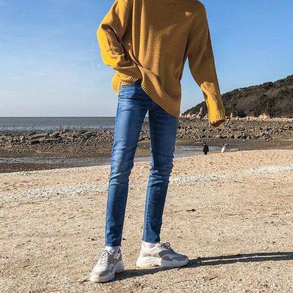 1区韩国本土服装代购(韩国圆通直发)aboki-牛仔裤(2019-01-08上架)