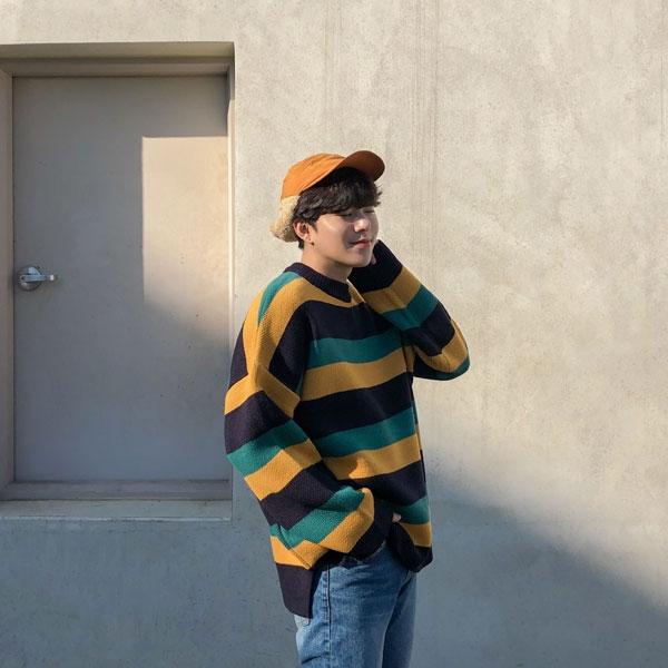 aboki-针织衫[休闲风格]HZ1903626