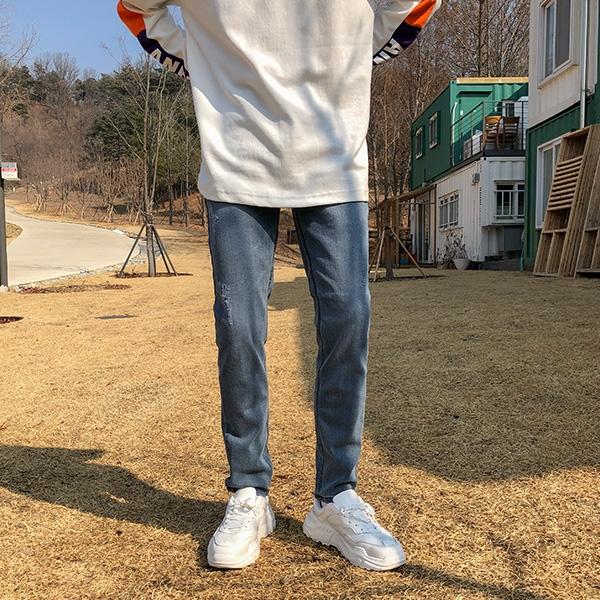 1区韩国本土服装代购(韩国圆通直发)aboki-牛仔裤(2019-03-03上架)