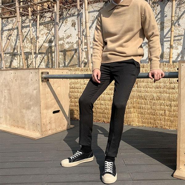 1区韩国本土服装代购(韩国圆通直发)aboki-长裤(2019-03-03上架)