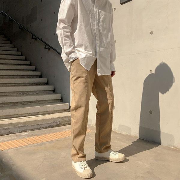 1区韩国本土服装代购(韩国圆通直发)aboki-长裤(2019-03-08上架)