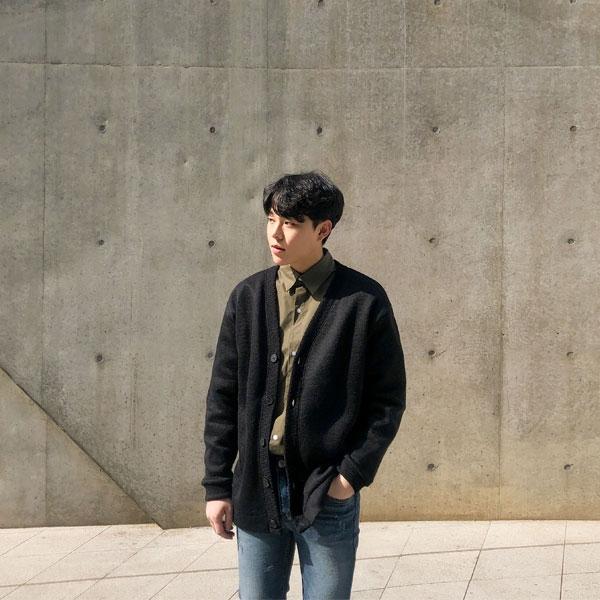 1区韩国本土服装代购(韩国圆通直发)aboki-开襟衫(2019-03-09上架)