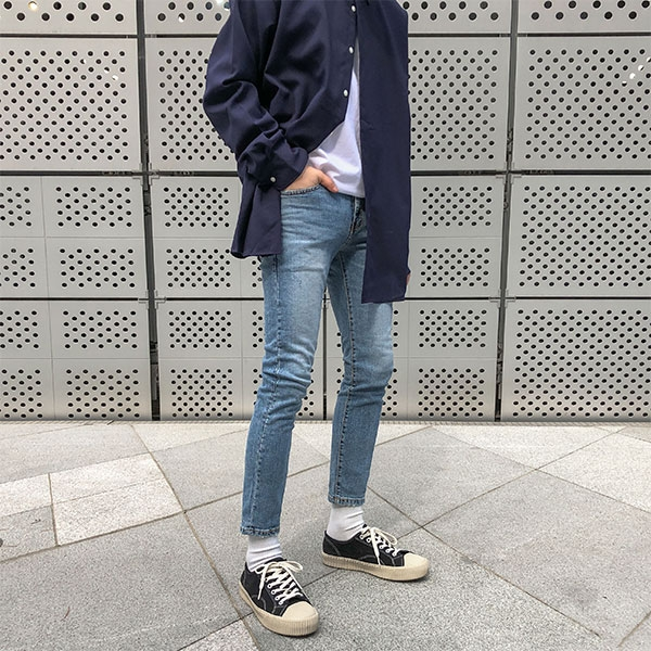 1区韩国本土服装代购(韩国圆通直发)aboki-牛仔裤(2019-03-09上架)