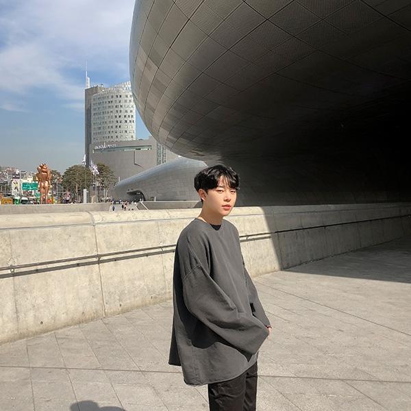 1区韩国本土服装代购(韩国圆通直发)aboki-T恤(2019-03-14上架)