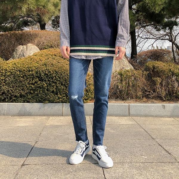 1区韩国本土服装代购(韩国圆通直发)aboki-牛仔裤(2019-03-14上架)