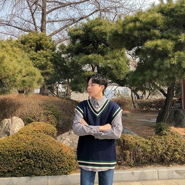 1区韩国本土服装代购(韩国圆通直发)aboki-马甲(2019-03-14上架)