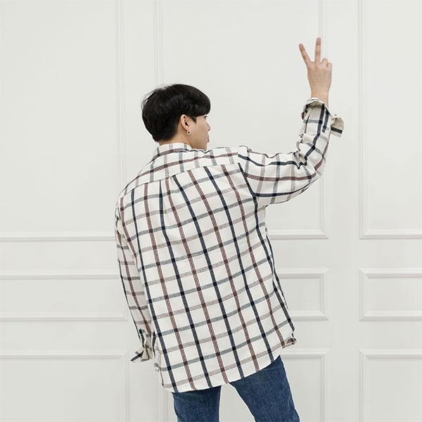 1区韩国本土服装代购(韩国圆通直发)aboki-衬衫(2019-03-19上架)