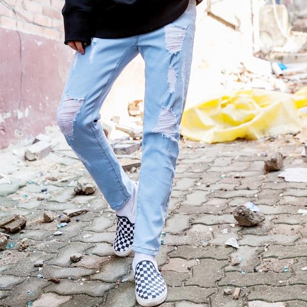 1区韩国本土服装代购(韩国圆通直发)aboki-牛仔裤(2019-04-18上架)