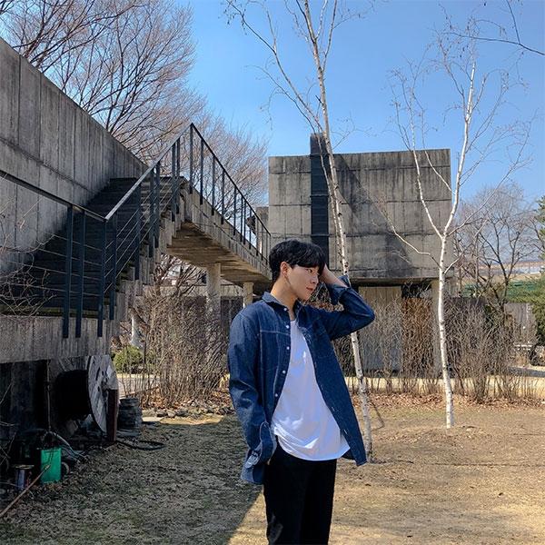 1区韩国本土服装代购(韩国圆通直发)aboki-衬衫(2019-04-17上架)