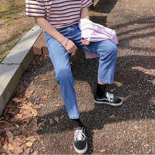1区韩国本土服装代购(韩国圆通直发)aboki-牛仔裤(2019-04-19上架)