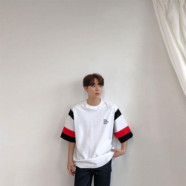 1区韩国本土服装代购(韩国圆通直发)aboki-T恤(2019-05-13上架)