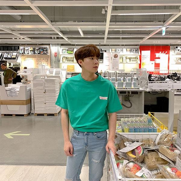 1区韩国本土服装代购(韩国圆通直发)aboki-T恤(2019-05-19上架)