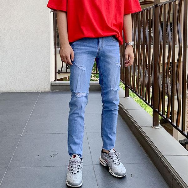 1区100%正宗韩国官网代购(韩国直发包国际运费)aboki-牛仔裤(2019-06-18上架)
