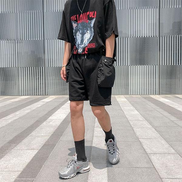 1区100%正宗韩国官网代购(韩国直发包国际运费)aboki-短裤(2019-06-27上架)