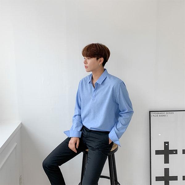 1区100%正宗韩国官网代购(韩国直发包国际运费)aboki-衬衫(2019-07-22上架)