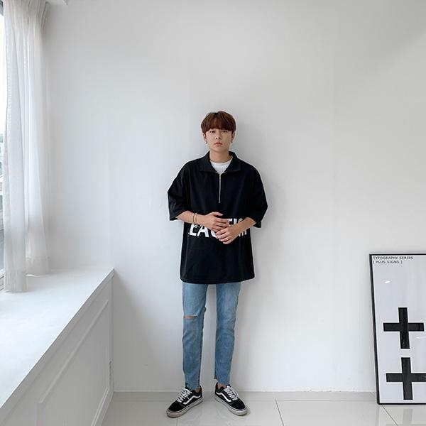 1区100%正宗韩国官网代购(韩国直发包国际运费)aboki-T恤(2019-07-22上架)
