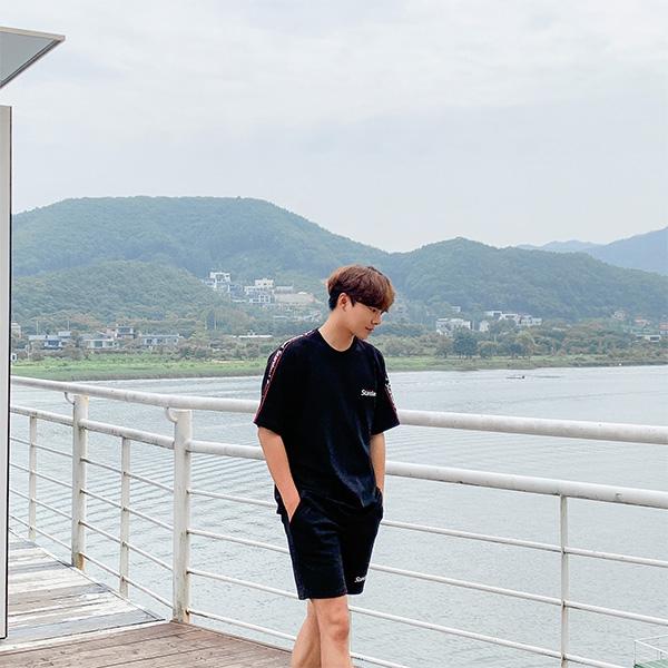 1区100%正宗韩国官网代购(韩国直发包国际运费)aboki-T恤(2019-07-30上架)
