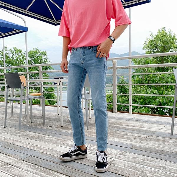 1区100%正宗韩国官网代购(韩国直发包国际运费)aboki-牛仔裤(2019-07-30上架)