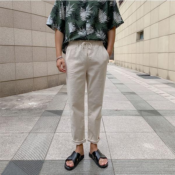 1區100%正宗韓國官網代購(韓國直發包國際運費)aboki-長褲(2019-07-30上架)
