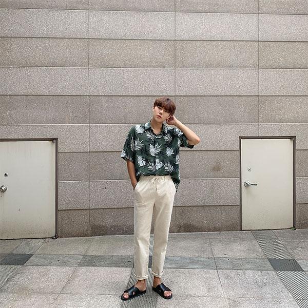 1区100%正宗韩国官网代购(韩国直发包国际运费)aboki-衬衫(2019-07-30上架)