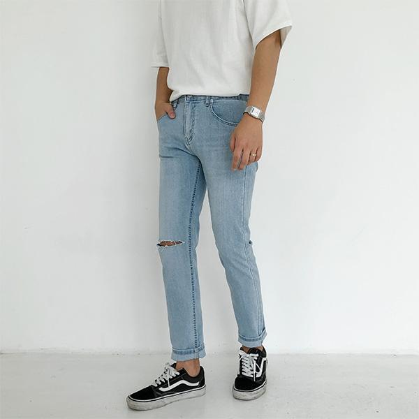 1区100%正宗韩国官网代购(韩国直发包国际运费)aboki-牛仔裤(2019-08-03上架)