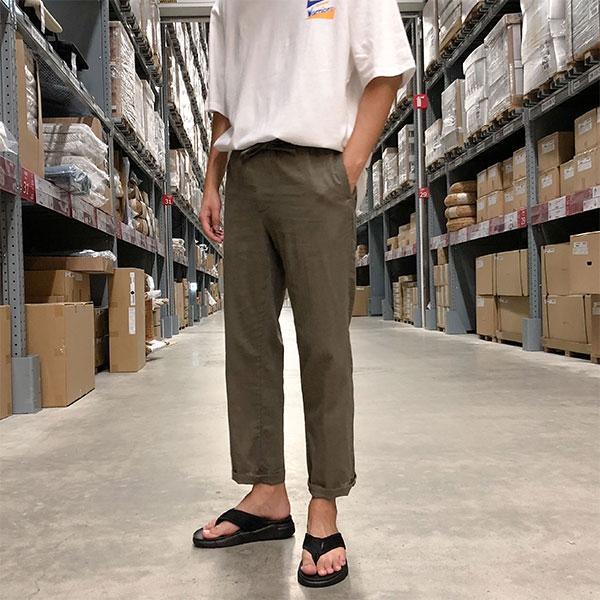 1區100%正宗韓國官網代購(韓國直發包國際運費)aboki-長褲(2019-08-14上架)