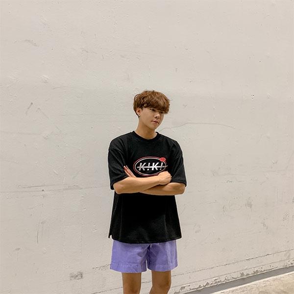 1区100%正宗韩国官网代购(韩国直发包国际运费)aboki-T恤(2019-08-16上架)