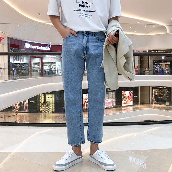1区100%正宗韩国官网代购(韩国直发包国际运费)aboki-牛仔裤(2019-08-21上架)