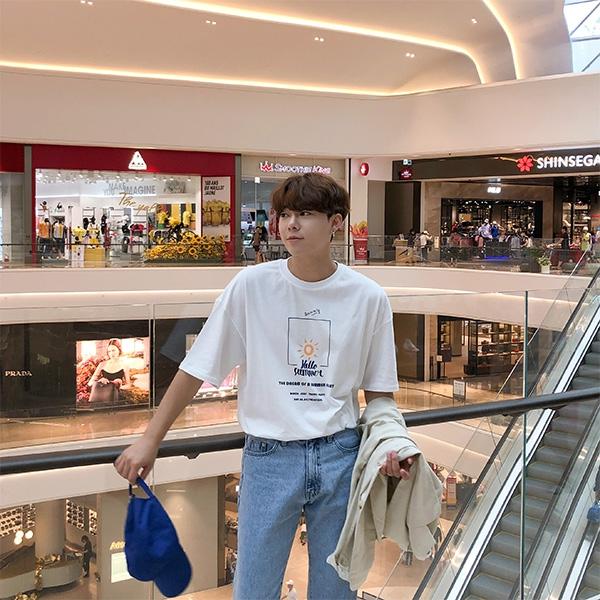 1区100%正宗韩国官网代购(韩国直发包国际运费)aboki-T恤(2019-08-20上架)