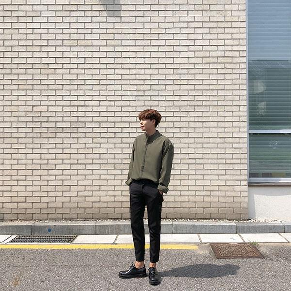 1区100%正宗韩国官网代购(韩国直发包国际运费)aboki-衬衫(2019-08-27上架)