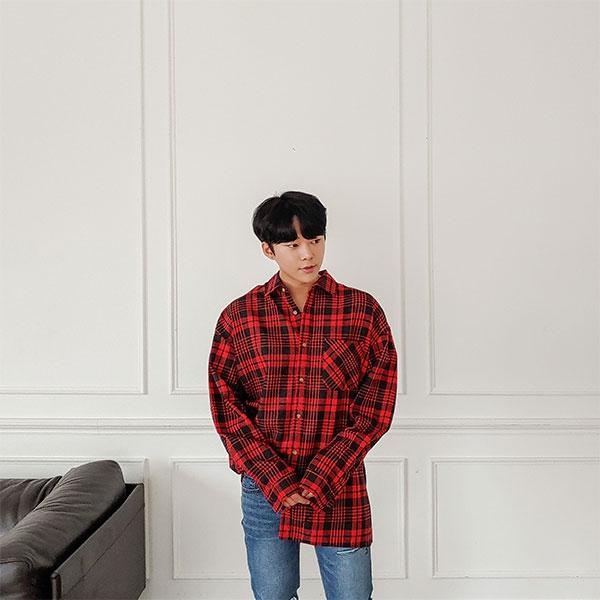 aboki-衬衫[休闲风格]HZ2061879