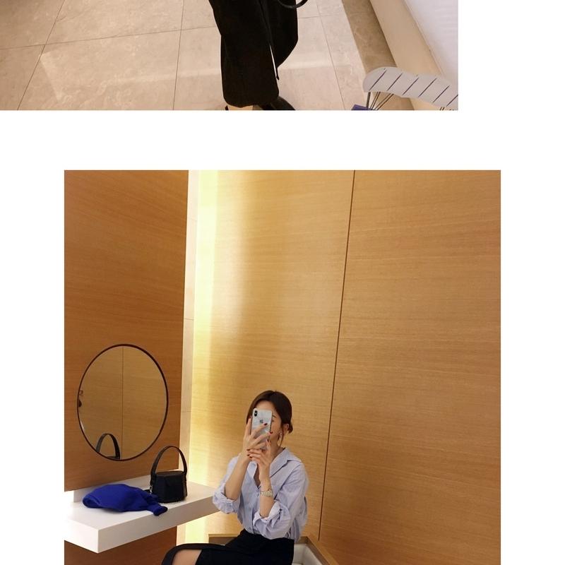 1区韩国本土服装代购(韩国圆通直发)againby-中裙(2019-01-08上架)