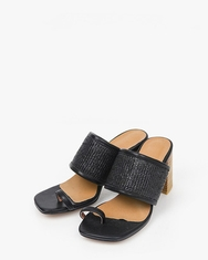 A-韩国IN-韩国轻松魅力个性流行韩国代购正品高跟鞋女装2017年07月26日夏季款