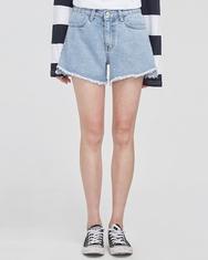 A-韩国IN-韩国韩版个性流行女性流行韩国代购短裤女装2017年08月02日08月款