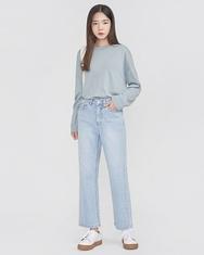 A-韩国IN-韩国夏季长袖休闲流行韩国代购T恤女装2017年08月09日08月款